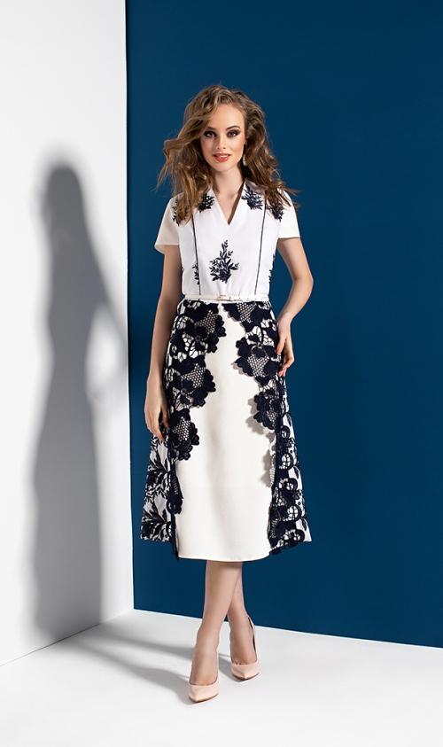 Платье ДИВА-1119/3-4 от DressyShop