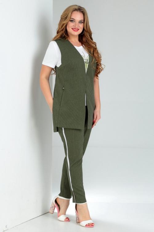 Брючный костюм ЖУР-2221 от DressyShop