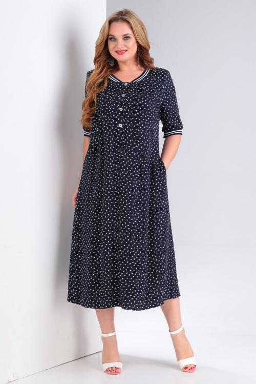 Платье ЖУР-2222 от DressyShop