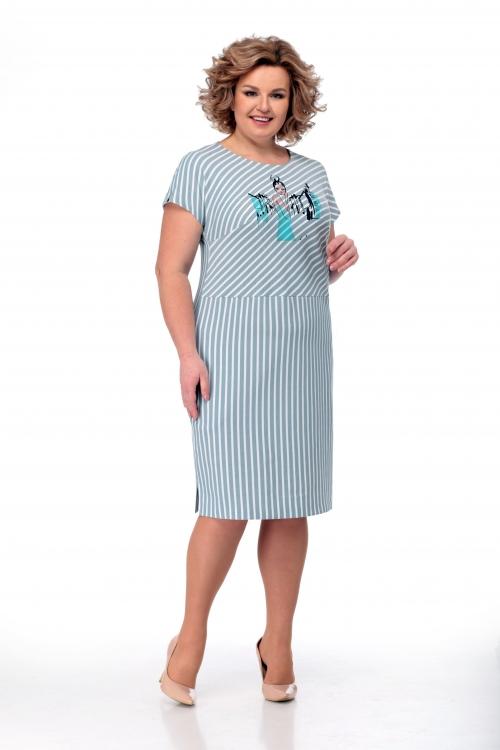 Платье МСТ-851 от DressyShop