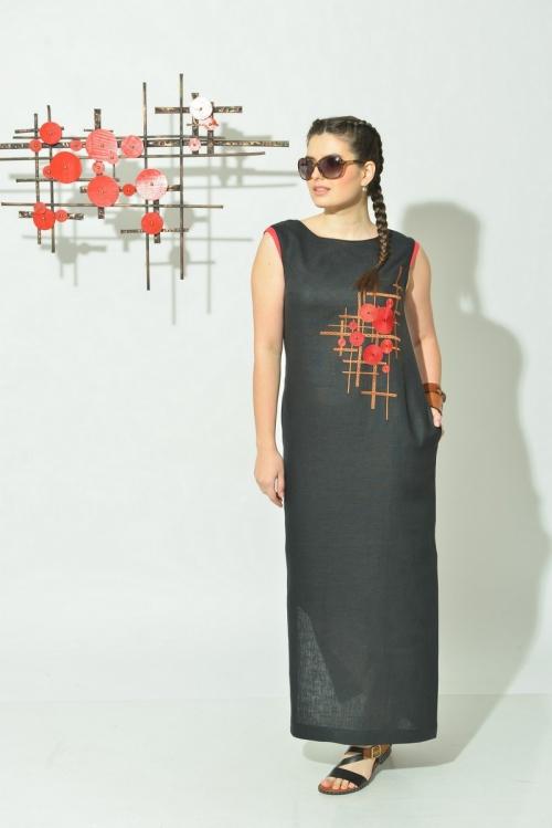Платье МАЛ-420-051 от DressyShop