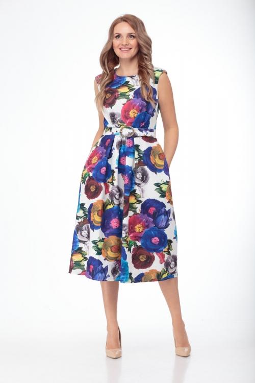 Платье АНЛ-696 от DressyShop