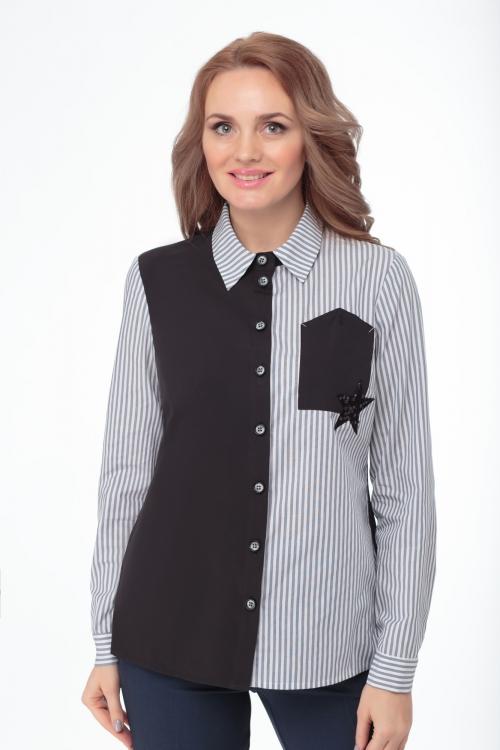 Блузка АНЛ-811 от DressyShop