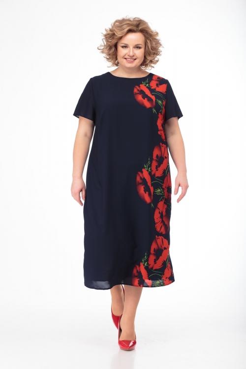 Платье АНЛ-509нов от DressyShop