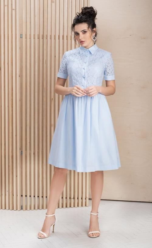 Платье Ю-20-323-Р от DressyShop