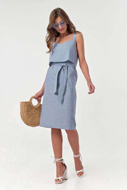 Платье ФЛА-876 от DressyShop