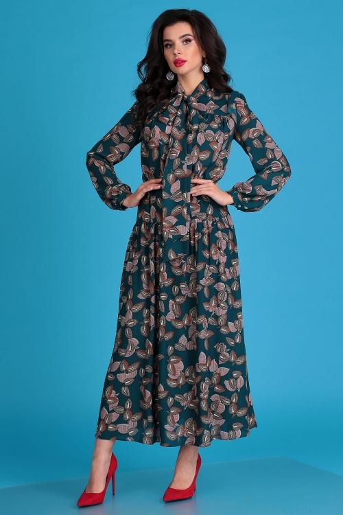 Платье МЮ-2507 от DressyShop