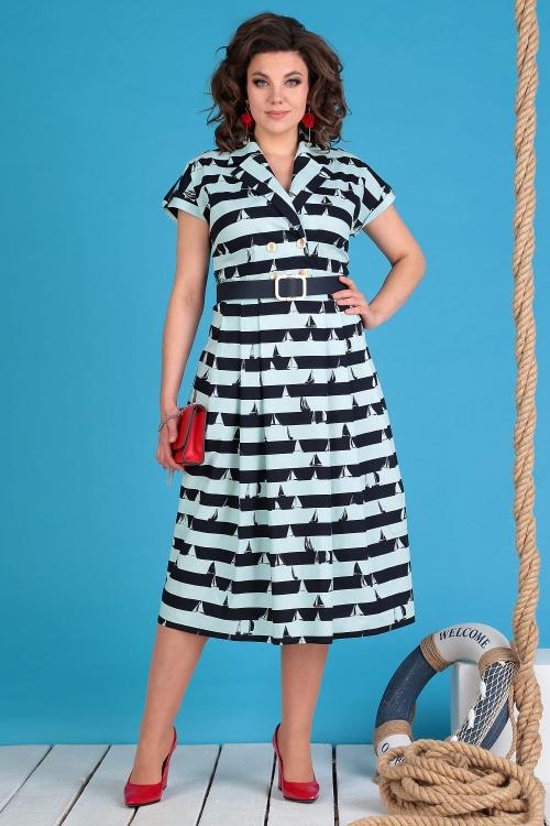 Платье МЮ-2548-1 от DressyShop