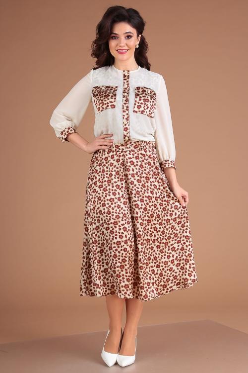 Платье МЮ-2553 от DressyShop