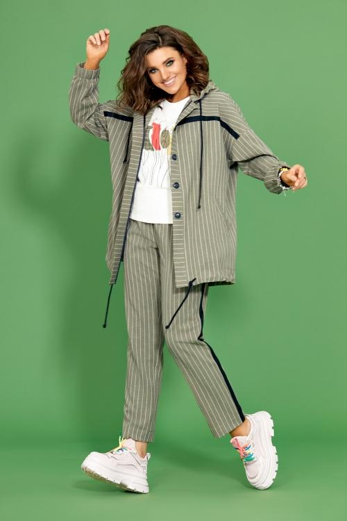 Брючный костюм МУ-424 от DressyShop
