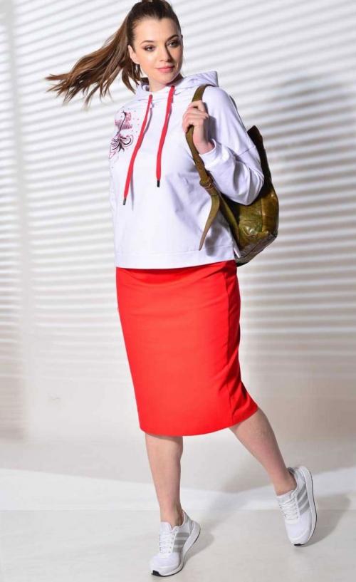 Юбочный костюм МАЛ-720-083 от DressyShop
