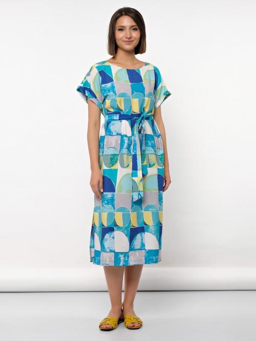 Платье ДЖ-233цвет от DressyShop