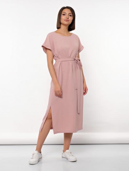 Платье ДЖ-233однотон от DressyShop
