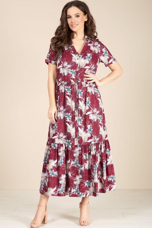Платье ТФ-1412 от DressyShop