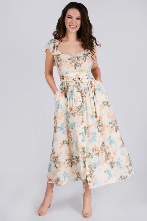 Платье ТФ-1420 от DressyShop