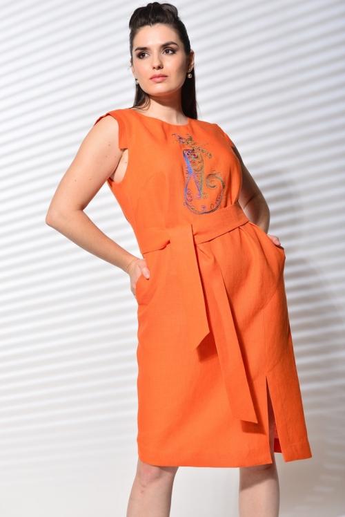 Платье МАЛ-420-054 от DressyShop
