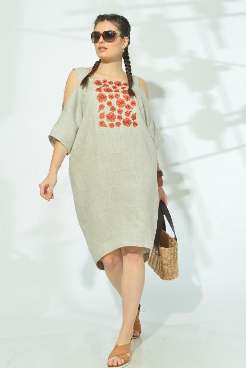 Платье МАЛ-419-026 от DressyShop