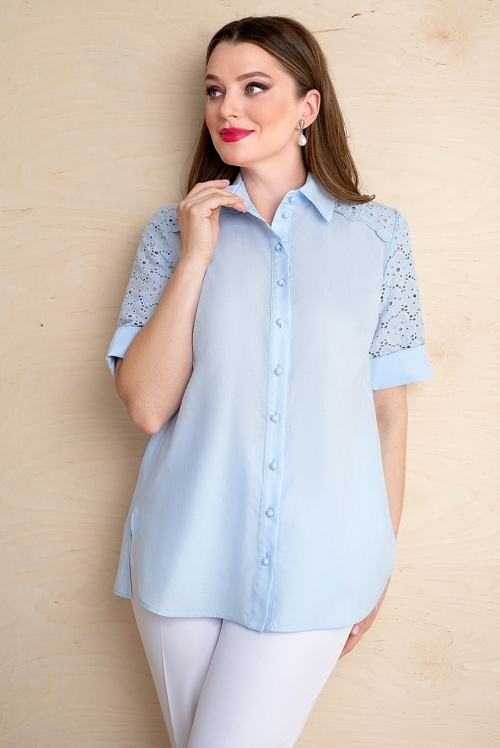 Блузка Ю-20-364 от DressyShop