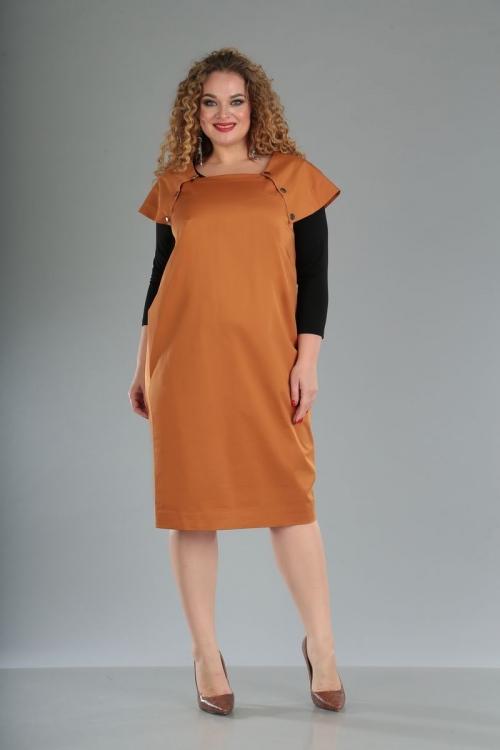 Платье с блузой ФФ-186 от DressyShop