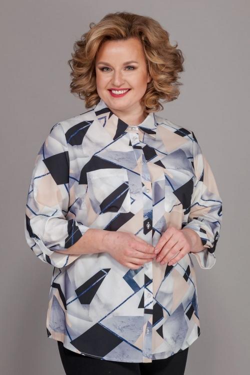 Блузка ЭМ-280 от DressyShop