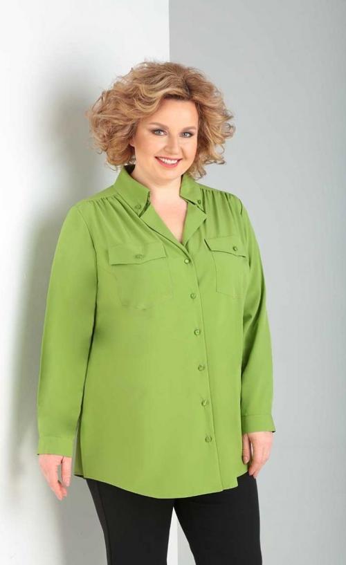 Блузка О-1010 от DressyShop