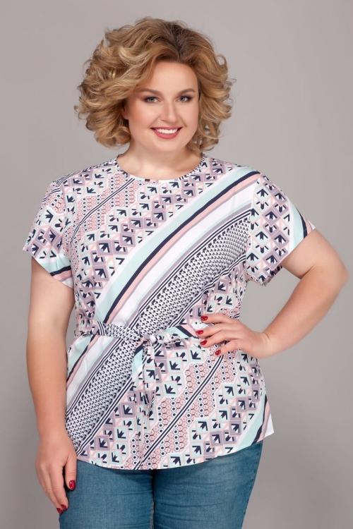 Блузка ЭМ-342/1 от DressyShop