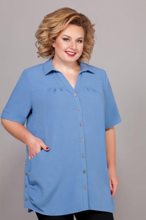 Блузка ЭМ-355 от DressyShop