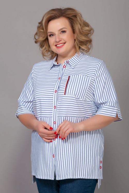 Блузка ЭМ-484 от DressyShop