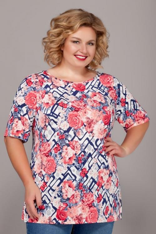 Блузка ЭМ-4574 от DressyShop