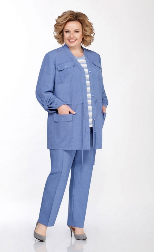 Брючный костюм ЭМ-А545 от DressyShop