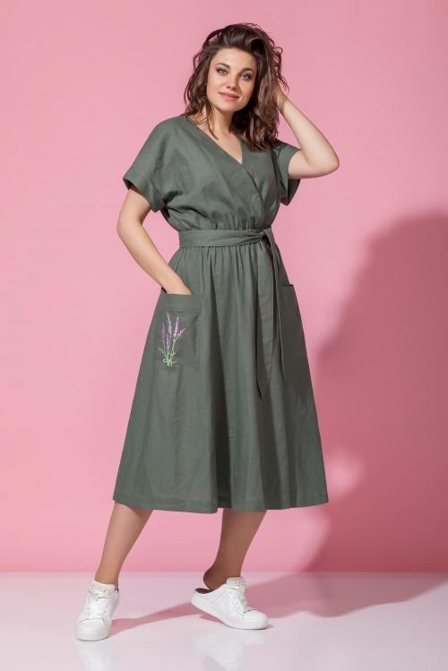 Платье АМ-1342 от DressyShop