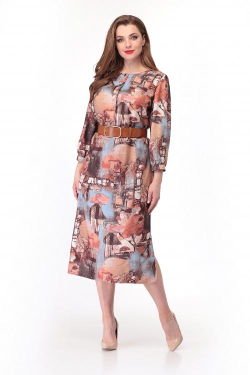 Платье МСТ-876 от DressyShop