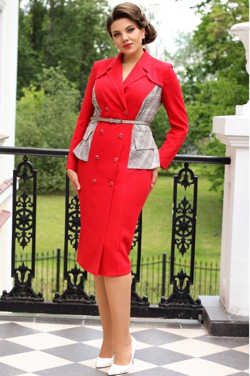 Платье МЮ-2568 от DressyShop