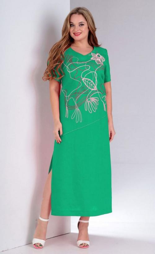 Платье ЖУР-2203 от DressyShop