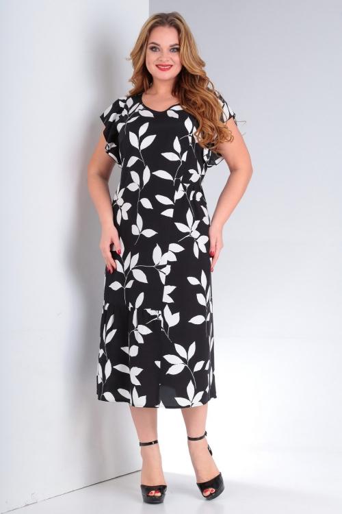 Платье ЖУР-2243 от DressyShop