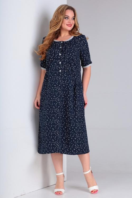 Платье ЖУР-2247 от DressyShop