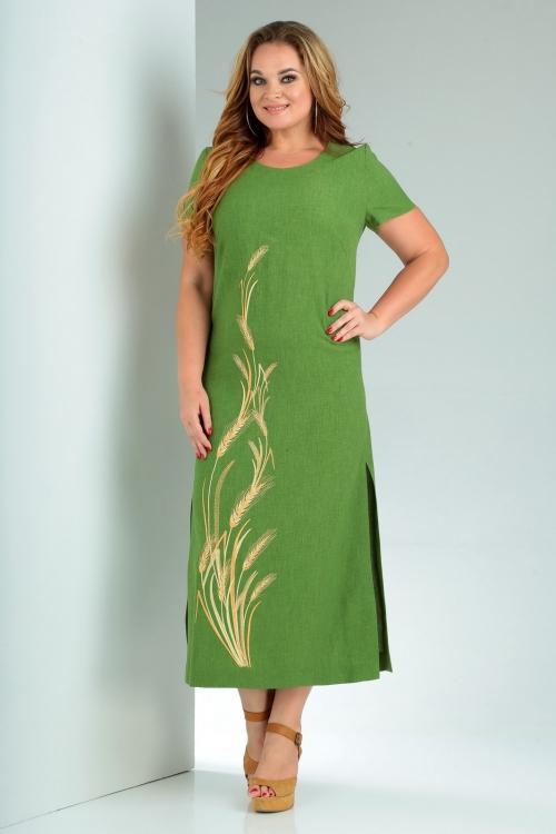 Платье ЖУР-2257 от DressyShop