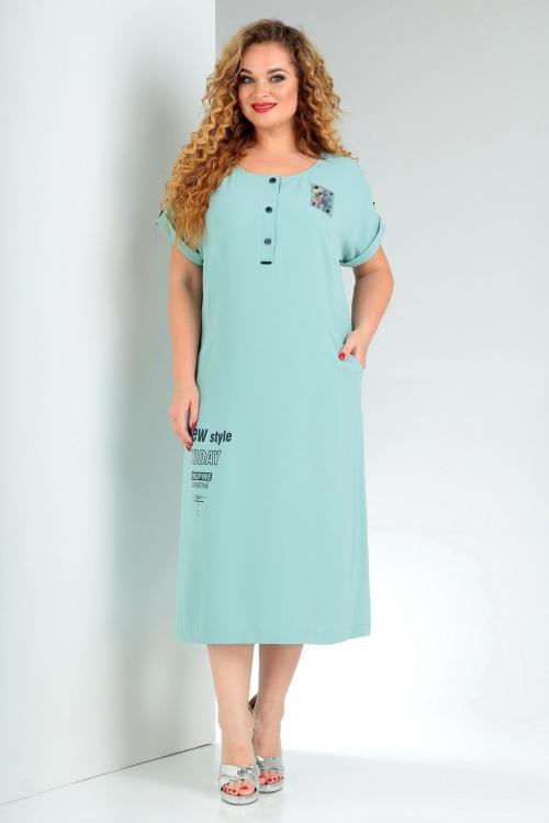 Платье ЖУР-2263 от DressyShop
