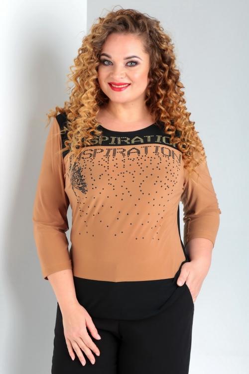 Блузка ЖУР-2276 от DressyShop