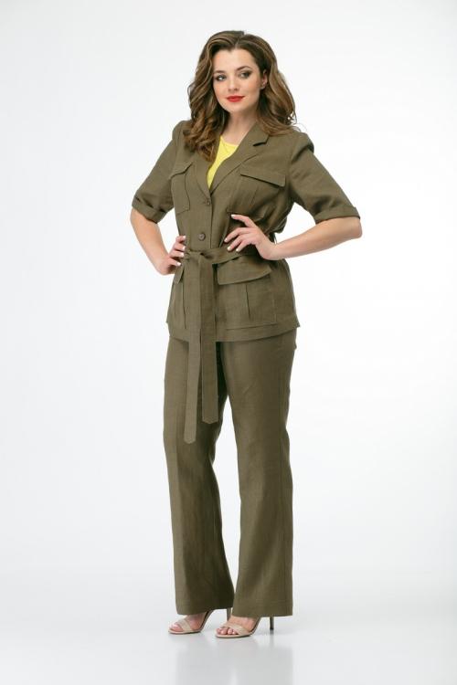 Брючный костюм МАЛ-720-098 от DressyShop