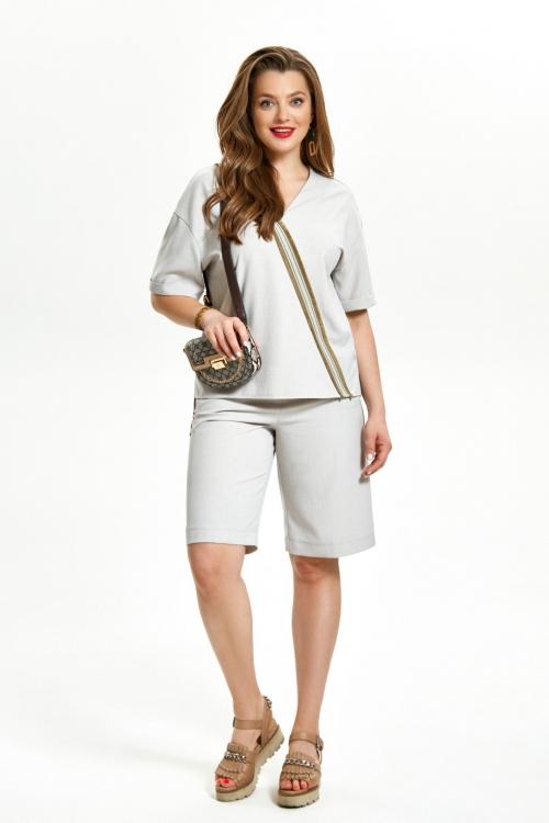 Костюм с шортами ТЗ-1492 от DressyShop