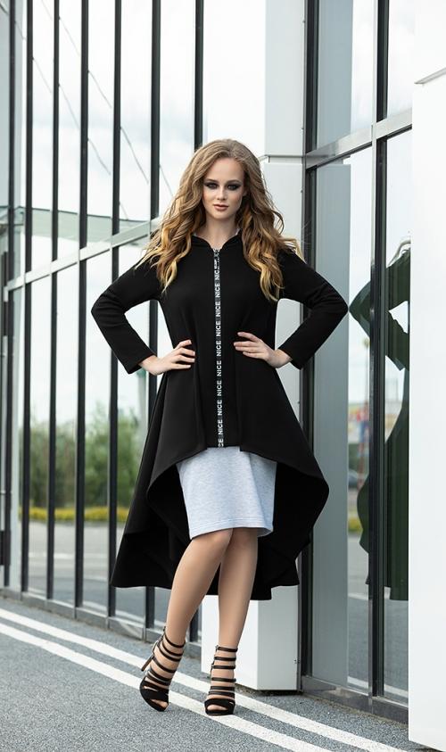 Платье с кардиганом ДИВА-1134 от DressyShop