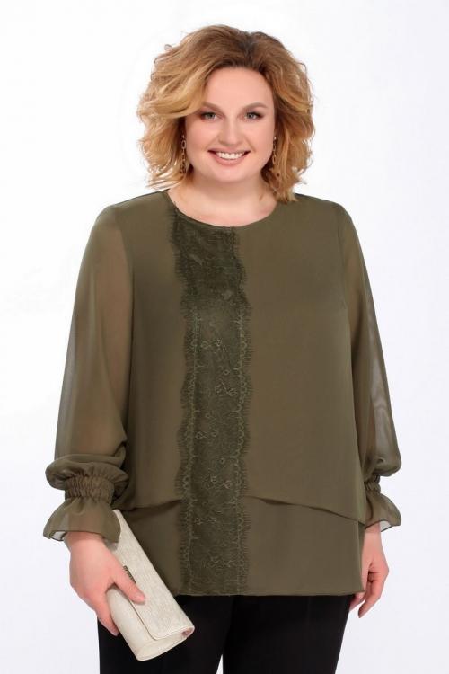 Блузка ПРИ-1096 от DressyShop