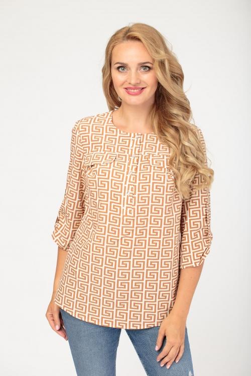 Блузка МОД-205/2 от DressyShop