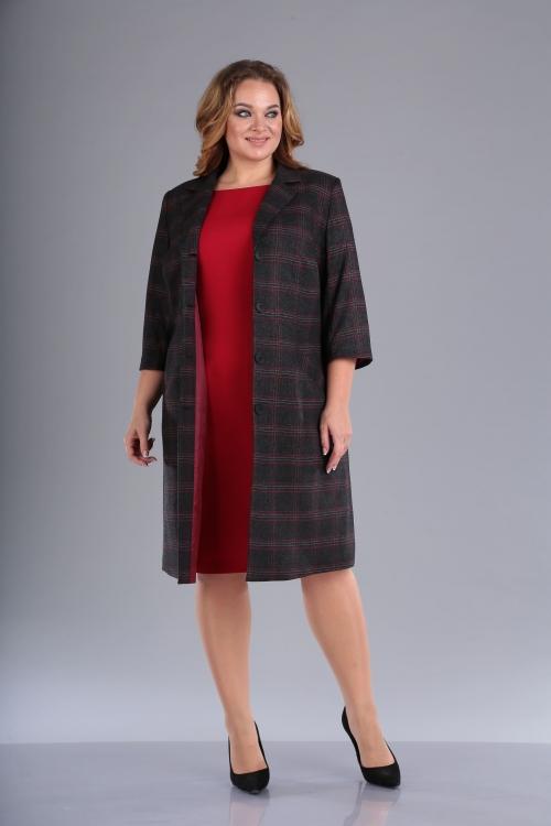 Платье с кардиганом ФФ-216 от DressyShop