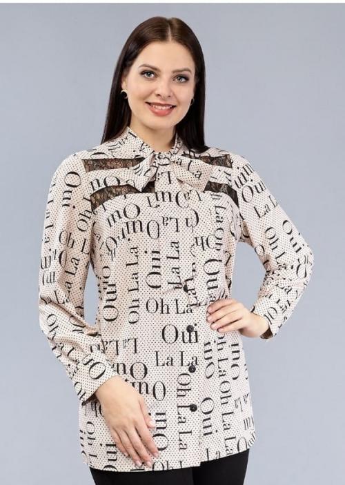 Блузка ЭМ-4627 от DressyShop