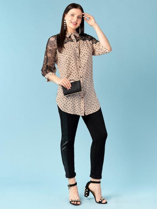 Блузка ЭМ-4536 от DressyShop