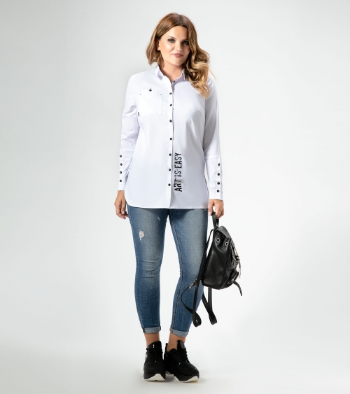 Блузка ПА-418941 от DressyShop