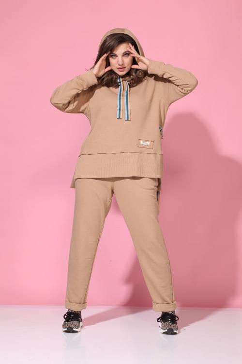 Брючный костюм АМ-1379 от DressyShop