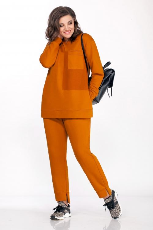 Брючный костюм АМ-1394 от DressyShop